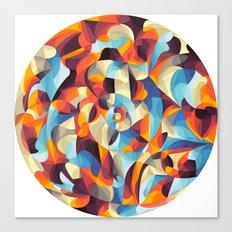 Color Power Canvas Print
