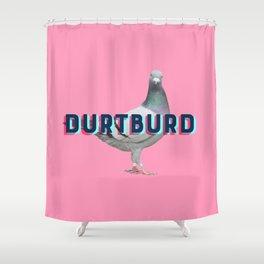 Durtburd 2.0 Shower Curtain