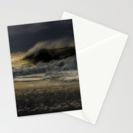 Moody day at Long Beach Island Stationery Cards
