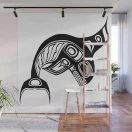 Ink Keét Wall Mural