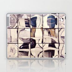 Pale Reflections Laptop & iPad Skin