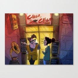 Chico Chico Canvas Print