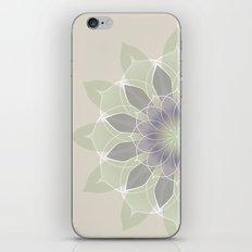 rosette iPhone & iPod Skin