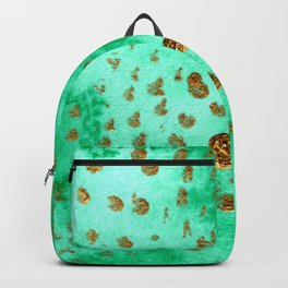 gold snow II Backpack