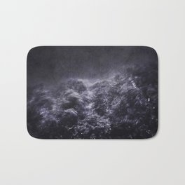 Sometimes ... the trees are angry Bath Mat