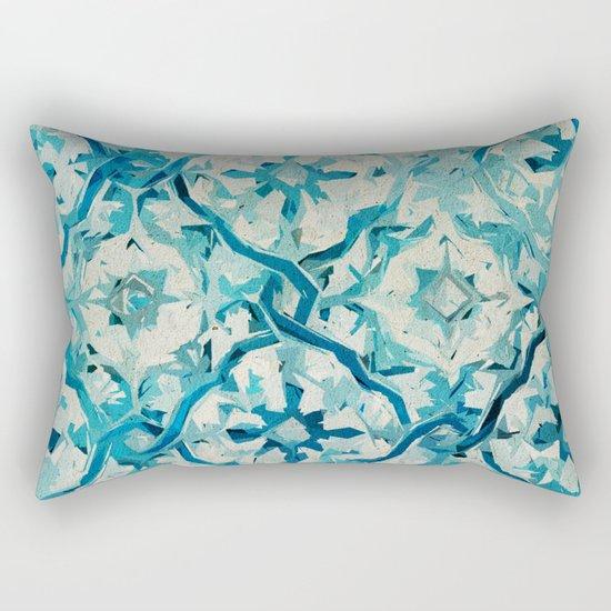 Forgetting Winter Rectangular Pillow