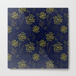 Elderflower forest Metal Print