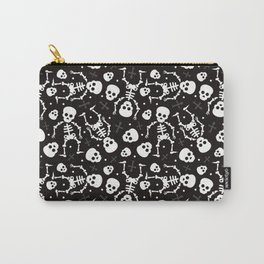 Mexican skull pattern - day of the dead Carry-All Pouch