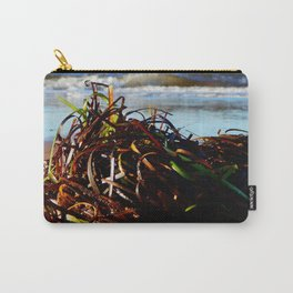 Sea Grass on the Beach Carry-All Pouch