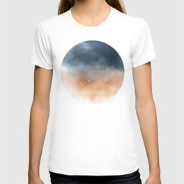 Cleveland Color Stories: Salmon Sunset T-shirt