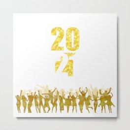 Alegre 2021 Metal Print