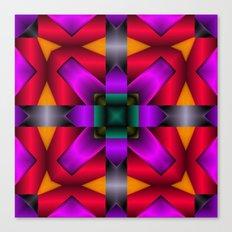 Mandala8 Canvas Print