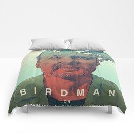 Birdman - Alternative Poster Comforters