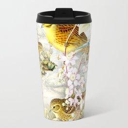 Yellowhammer Travel Mug