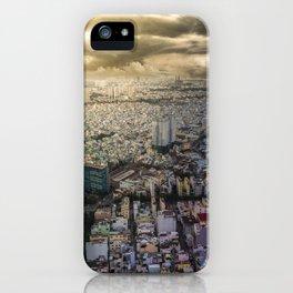 Ho Chi Minh city, Vietnam iPhone Case