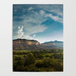 Laguna Mesa, Chama River Canyon Poster