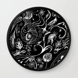 Natura Wall Clock