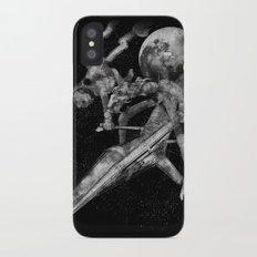 Don Quixote and Sancho. iPhone X Slim Case