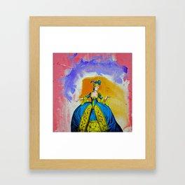 Marie Antoinette by Michael Moffa Framed Art Print