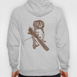 Forest Owlet Hoody