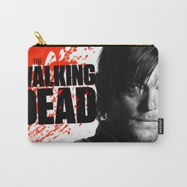 The Walking dead. Who will survive? Daryl Dixon? Carry-All Pouch