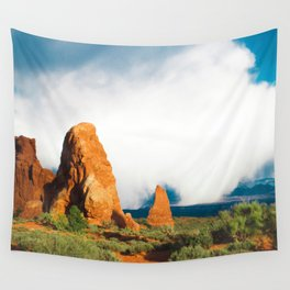 Desertscape Wall Tapestry