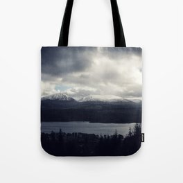 Late Winter in the Trossachs Tote Bag