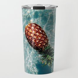 Ah, Summer: Pineapple Travel Mug