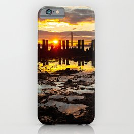 Sunrise over Brooklyn iPhone Case