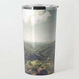 Edge of World Travel Mug