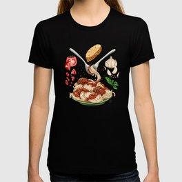 Spaghetti Mandala T-shirt