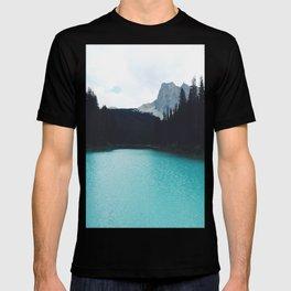 Moody Emerald Lake T-shirt