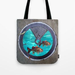 glitterfish Tote Bag