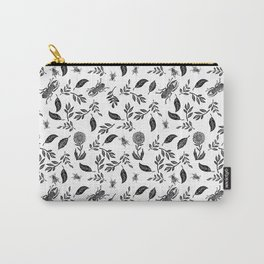 beetles and leaves Carry-All Pouch
