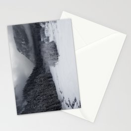 Snowy Morning Stationery Cards