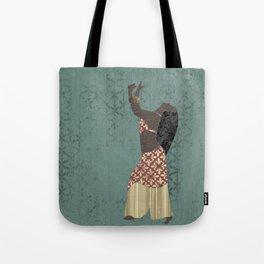 Belly dancer 1 Tote Bag