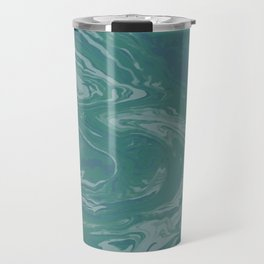 Green Terrain Travel Mug