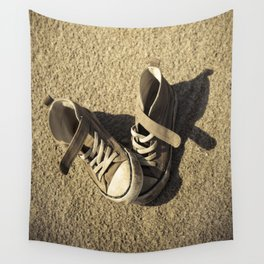 Lost shoes Wall Tapestry