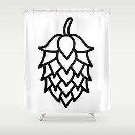 Hops Shower Curtain
