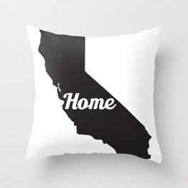 Home California Throw Pillow