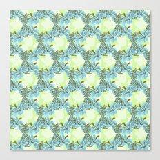 Pinapple x Ibisco Canvas Print