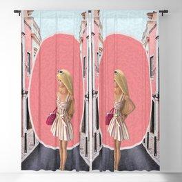 Barbie girl Blackout Curtain