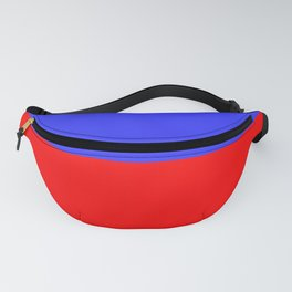 Flag of assisi Fanny Pack