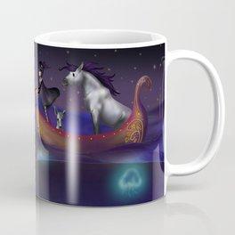 Traveling The World Coffee Mug