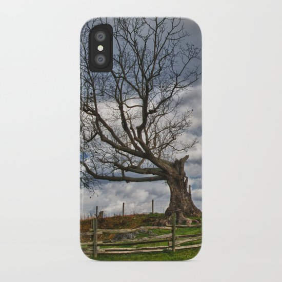Withstood the Weather iPhone Case