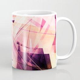 Sunbound - Geometric Abstract Art Coffee Mug