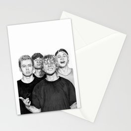 Wrapped Around Your Finger Stationery Cards