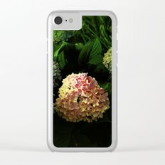 Natures Spotlight Clear iPhone Case