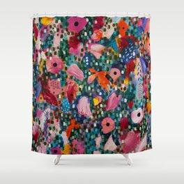 Kabloom #10 Shower Curtain