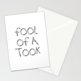 Fool of a Took Stationery Cards